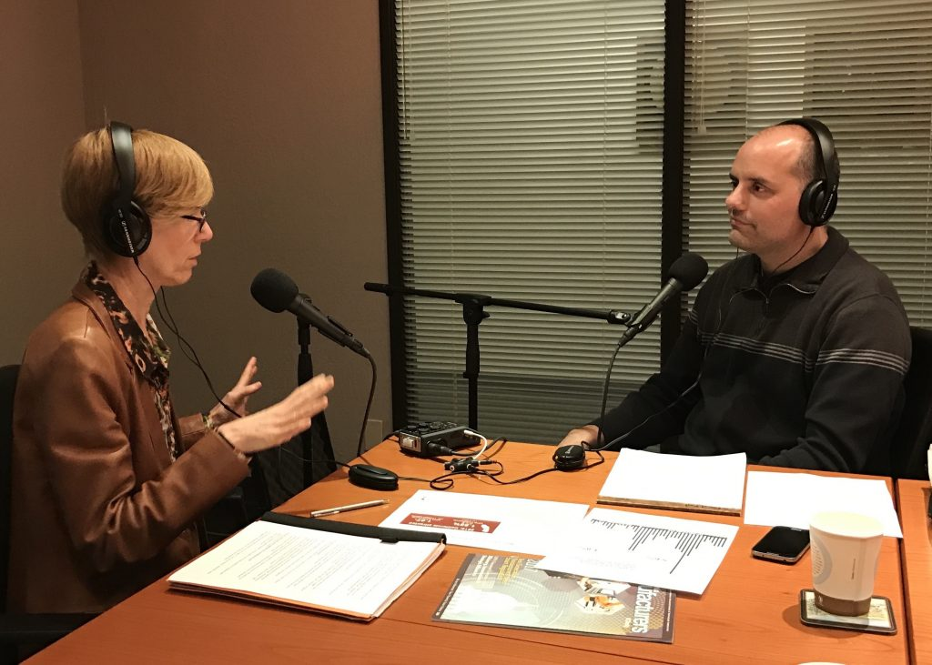 Dorothy Rothrock on Manufacturing Advocates Podcast